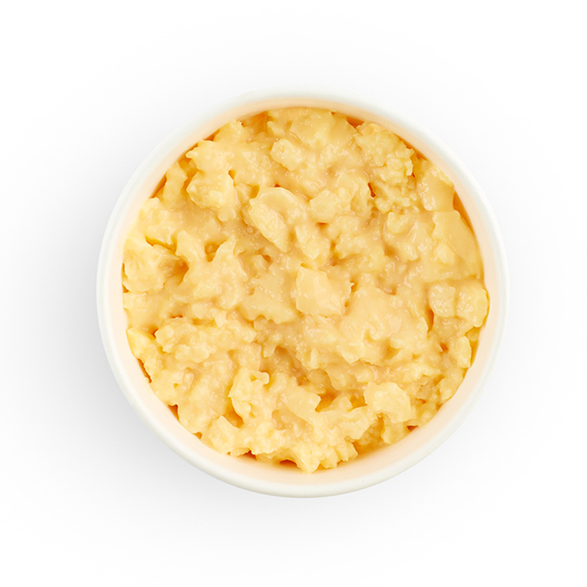 Scrambled Egg Protein Pot