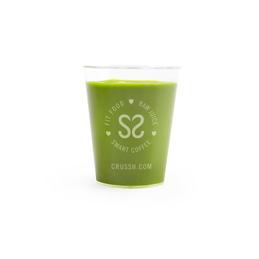 Wheatgrass Shot 1oz/2oz