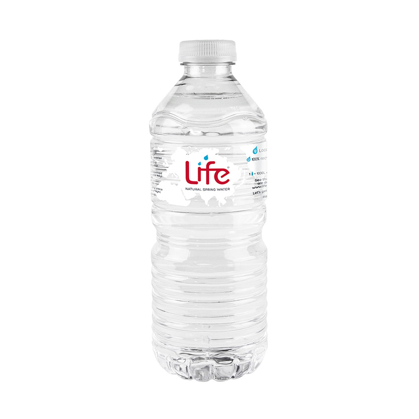 Still bottled water 500ml